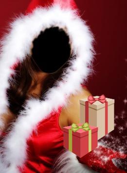 Christmas Girls Photo Montage apk screenshot