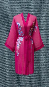 Kimono Photo Montage apk screenshot