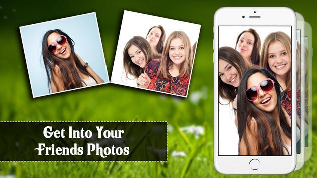 Z's Photo Cut Paste apk screenshot