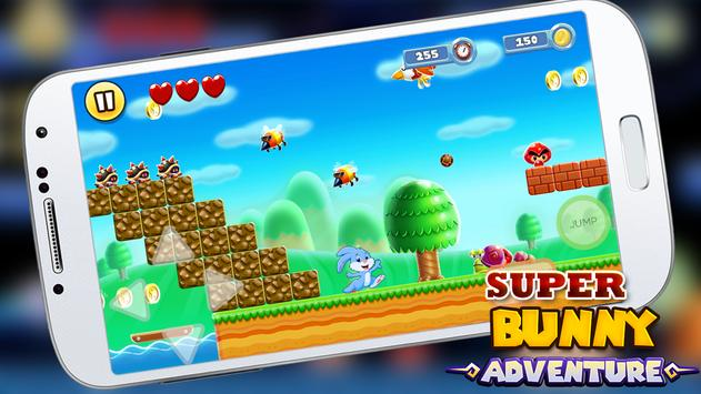 Super Bunny Adventure screenshot 4