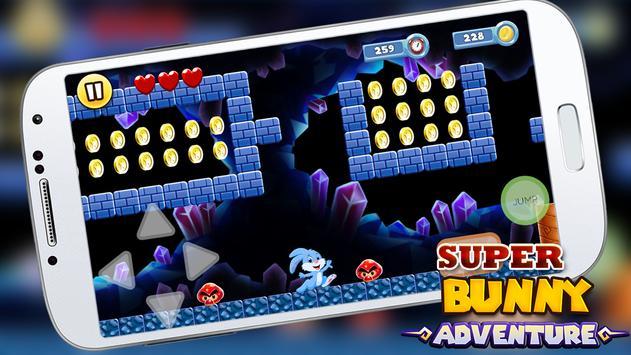 Super Bunny Adventure screenshot 2