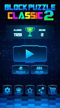 Block Puzzle Classic: Battle screenshot 5