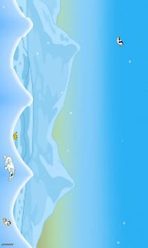 Flying Penguin  best free game screenshot 2