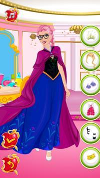 Dress Up Snow Princess apk screenshot