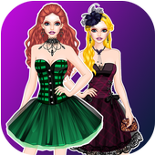 The Queen Dress Up icon