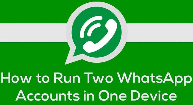 Dual messenger for whatsapp постер