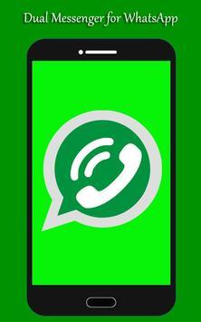 Dual messenger for whatsapp скриншот 2