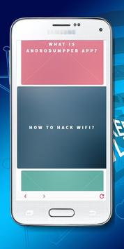 Tricks WPS-Connect For (Andro:Dumpper) apk screenshot