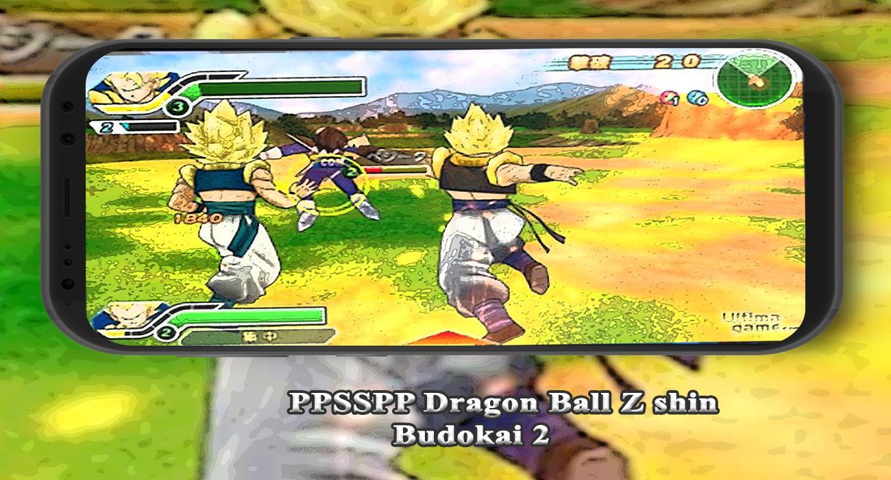 PPPSSSPPPGuide Dragon Ball Z Budokai Tenkaichi 3 cho Android