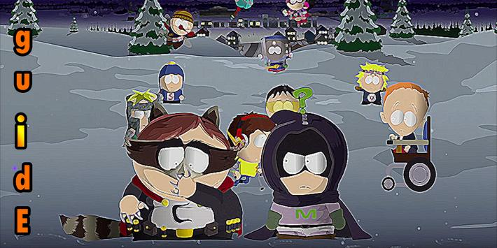 Tips For South  Park The Fractured poster