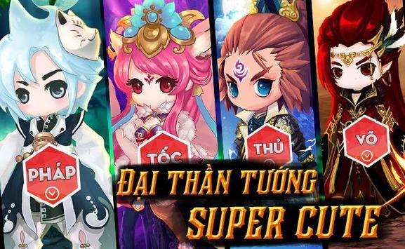 Mong Chi Than Mobile 3D apk screenshot