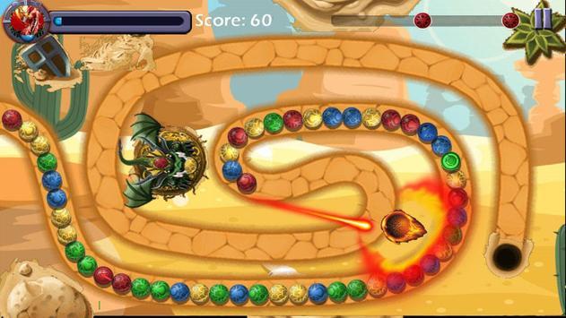 Marble Crusher Deluxe screenshot 4
