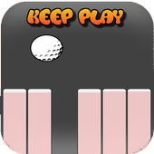 Keep play icon