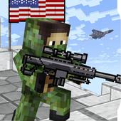 American Block Sniper Survival 圖標