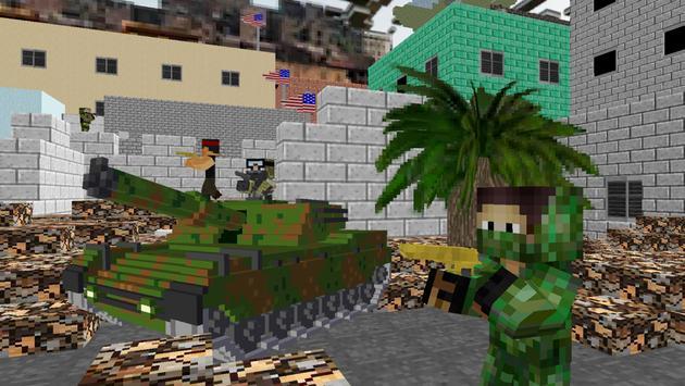 American Block Sniper Survival apk 截圖