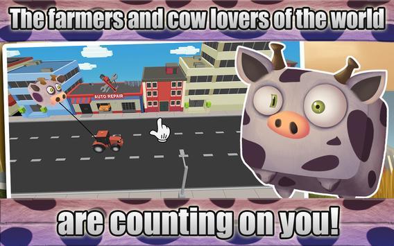 Alien Cow Balloon Escape screenshot 5