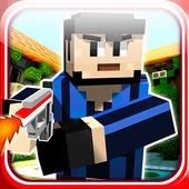 Block Gun Survival Games icon