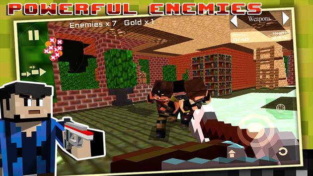 Block Gun Survival Games screenshot 14