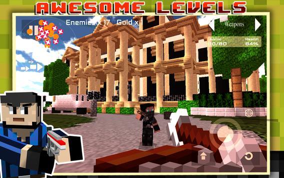 Block Gun Survival Games screenshot 8