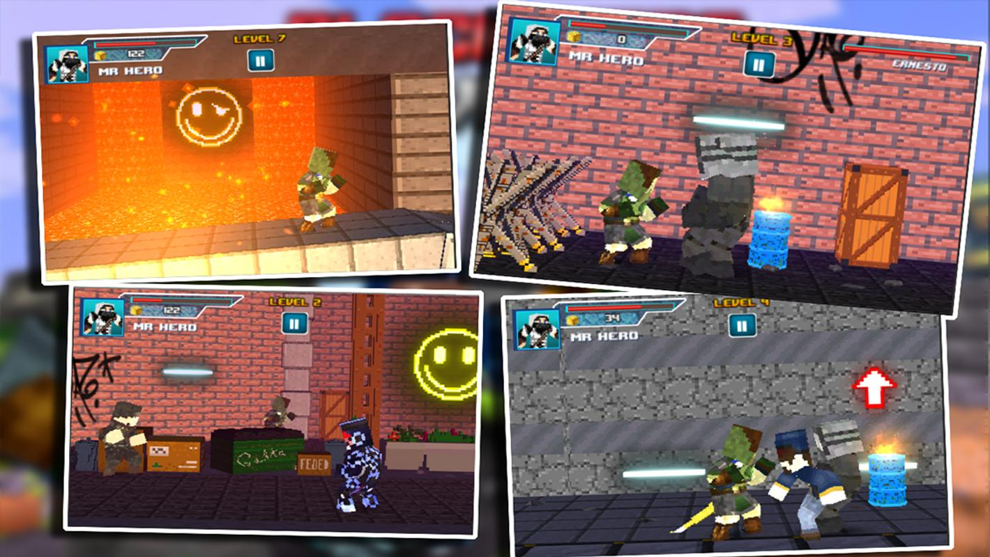 Block City Wars 7.1.4 Apk + Mod + Data for Android