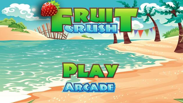 Fruit Crush Mania - Swiped screenshot 5