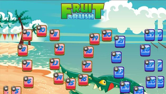 Fruit Crush Mania - Swiped screenshot 6