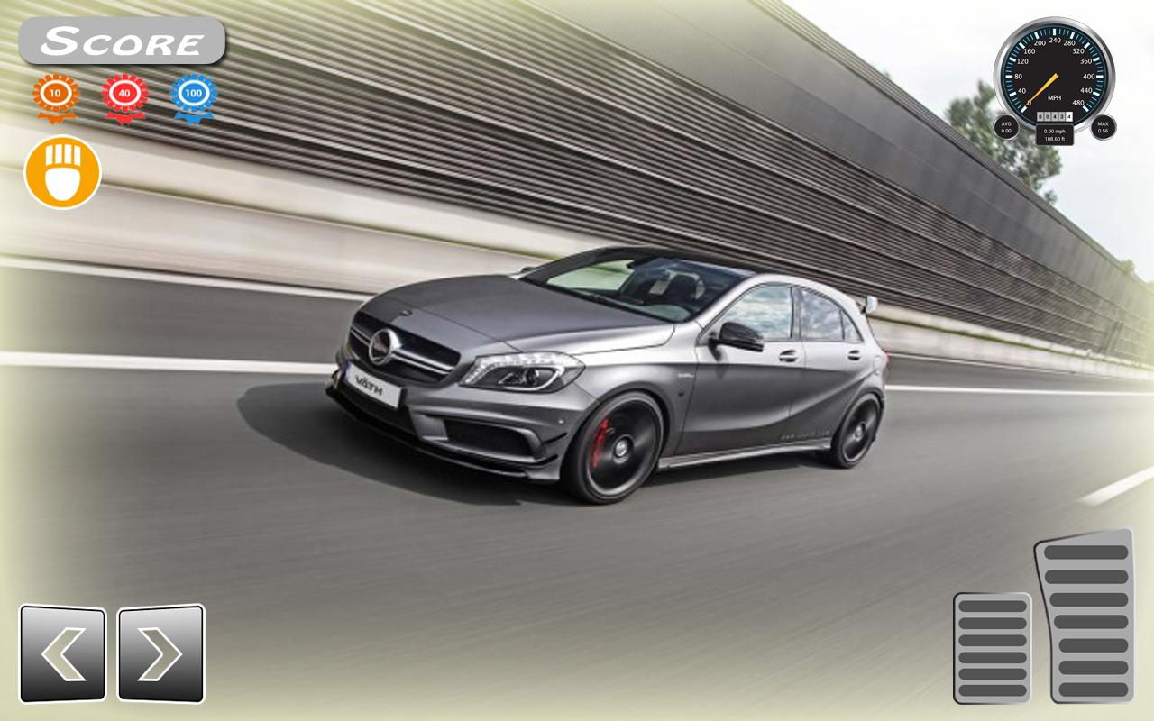 Mercedes A45 AMG Simulator for Android - APK Download
