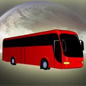 Off Road City Bus Simulator 3D icon
