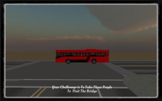 Off Road City Bus Simulator 3D poster
