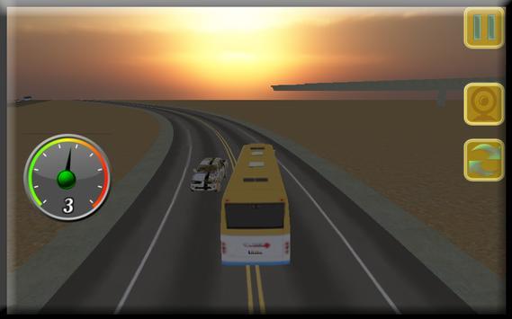 Off Road City Bus Simulator 3D screenshot 10