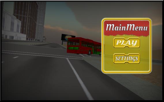 Off Road City Bus Simulator 3D screenshot 13