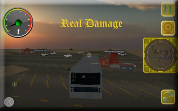 Off Road City Bus Simulator 3D screenshot 7