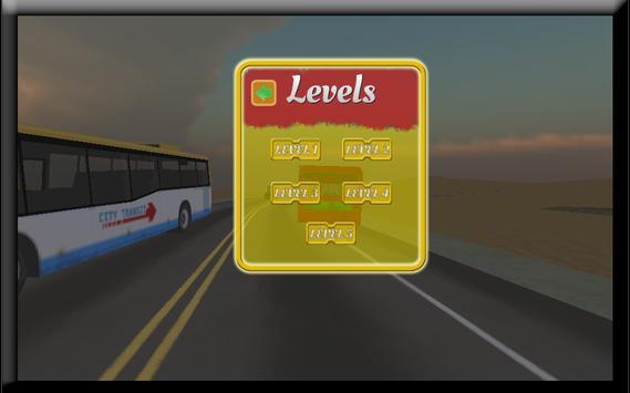 Off Road City Bus Simulator 3D screenshot 4