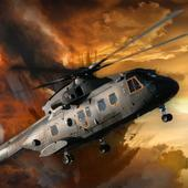 Super Helicopter Battle Strike icon