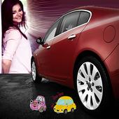 汽车相框 icon