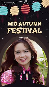 Mid Autumn Festival Photo Editor poster