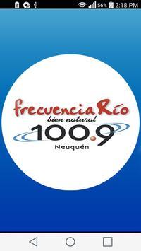 FRECUENCIA RIO NEUQUEN poster