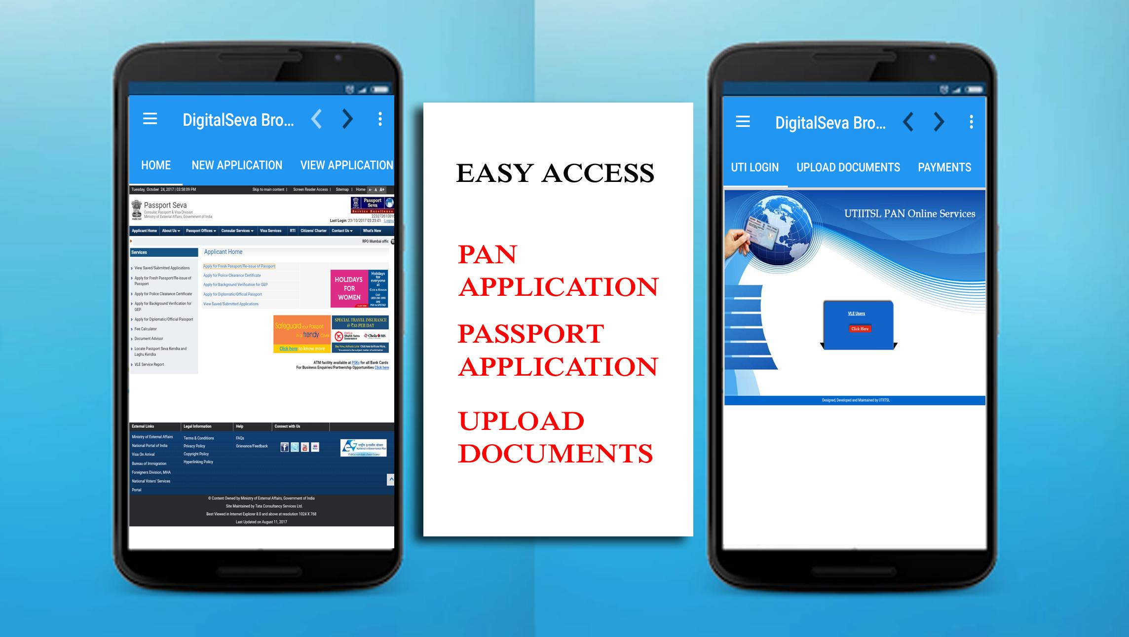 Digital Seva Browse (For CSC VLE) for Android - APK Download