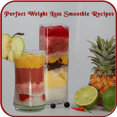 Perfect Weight loss & healthy smoothie recipes icon