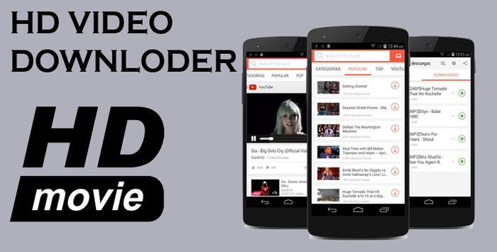 Video Downloder HD Tube poster