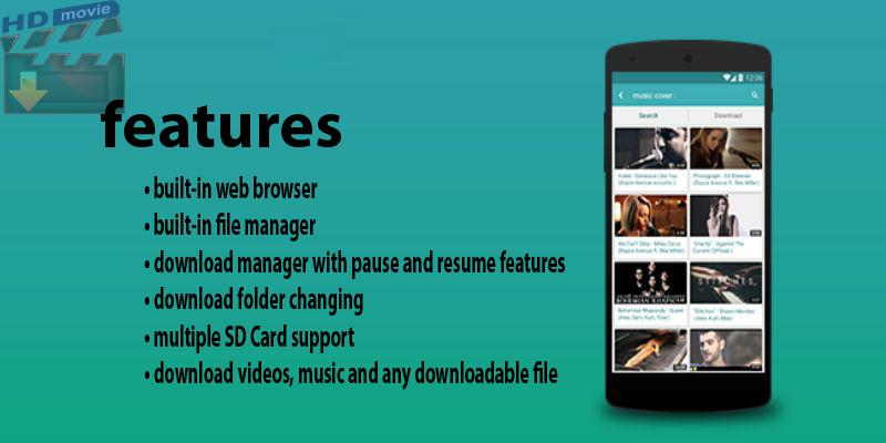 Video Downloder HD Tube for Android - APK Download