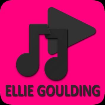 Ellie Goulding All Lyrics All Albums apk screenshot