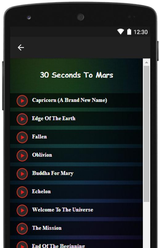 Thirty seconds to mars — слушать онлайн на яндекс. Музыке.