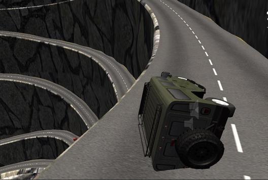 Hill Climbing Truck Driver screenshot 11