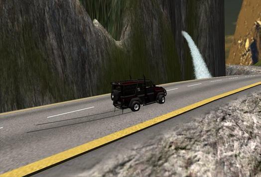 Hill Climbing Truck Driver screenshot 1