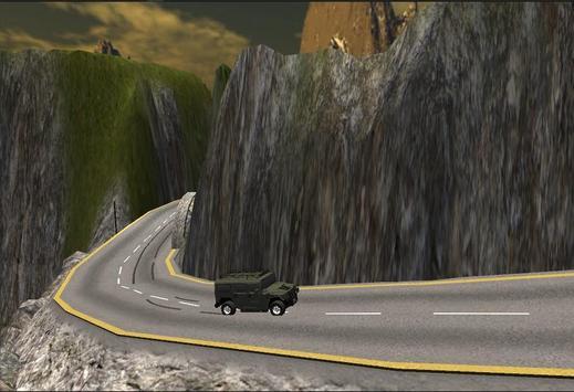 Hill Climbing Truck Driver screenshot 4