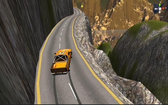 Hill Climbing Truck Driver screenshot 6
