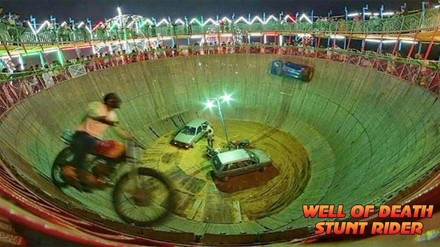 Well Of Death Car Stunt Rider apk screenshot