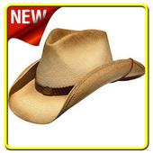 Cow Boy Hat icon