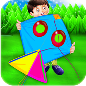 Kite Flying Factory - Kite Game icon